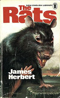 The Rats by James Herbert....I could read any James Herbert...but this one is probably my favourite...