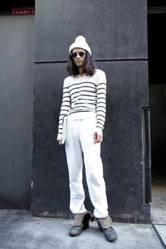 【STREET SNAP】Tomy | Barrack Room | ストリートスナップ | 渋谷(東京)|