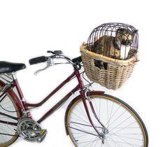 Spotlight: Nantucket Bike Basket Co. Pet Carrier