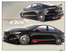 2014 Ford Fusion Aftermarket Parts 11