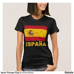 Spanish Heritage, Spain Fashion, Vintage Flag, Wardrobe Staples, Fitness Models, Mood, Female, Casual, Sleeves