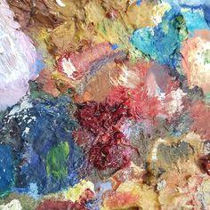 Palette #textures #art