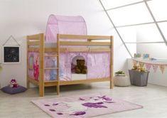 Etagenbett Jan Relita : Etagenbett jan buche massiv vorhang violett rosa relita jetzt