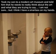My future kid will be like this