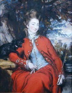 Elizabeth by Daniel Gardner