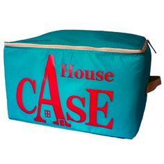 House Case Nylon Prune et Rose Fluo | House Case Bensimon ...