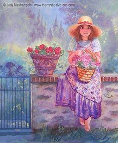 12-Beaux tableaux de Judy Mastrangelo