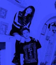 Chanyeol and Wendy♡
