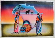 Pinturas etnicas - Imagui