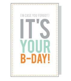 15 Free Printable Birthday Cards That Look Like You Bought Them Card From Design Eat Repeat
