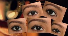 Picture of Achieve a different eye shape using eyeliner.....