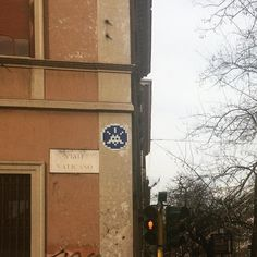 Artist: Space Invader  Location: Rome Italy  ℹ More info at StreetArtRat.com  #travel #streetart #street #streetphotography #tflers #sprayart #urban #urbanart #urbanwalls #wall #wallporn #graffitiigers #stencilart #art #graffiti #instagraffiti #instagood #artwork #mural #graffitiporn #photooftheday #streetartistry #pasteup #instagraff #instagrafite #streetarteverywhere #italy #rome