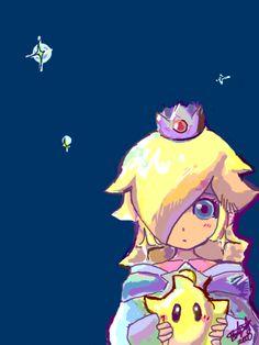 Rosalina - Nintendo Fan Art (22404193) - Fanpop