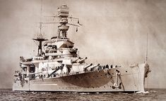 HMS Repulse Battlecruiser