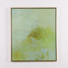 Golden Horizon Framed Art