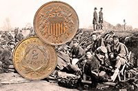 Coins of the Civil War Finding Treasure, Coin Collecting, Precious Metals, Civilization, Coins, Objects, War, History, Money