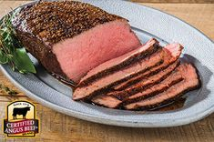 Classic Marinated London Broil: Taste the difference. There& Angus. Then there& the Certified Angus Beef ® brand. Other Recipes, Meat Recipes, Low Carb Recipes, Cooking Recipes, Boeuf Angus, Angus Beef, Beef Dishes, Food Dishes, Beef