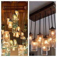 1000 images about luminaire en pot masson on pinterest pots cuisine and lamp light. Black Bedroom Furniture Sets. Home Design Ideas