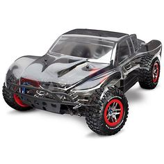Traxxas Slash 4 x 4 Brushless Pro 4WD Short Course Truck (Platinum Edition), 1:10 Scale  http://www.bestdealstoys.com/traxxas-slash-4-x-4-brushless-pro-4wd-short-course-truck-platinum-edition-110-scale/