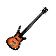 Warwick Rockbass Corvette Classic 5-String Bass The Warwick Rockbass Corvette Guitar possesses an Alder body with a Solid 5mm AAA Flamed Maple Veneer Top Maple neck with Ekanga Venner stripes Tigerstripe Ebony fingerboard and active MEC J/J pickups http://www.MightGet.com/january-2017-11/warwick-rockbass-corvette-classic-5-string-bass.asp