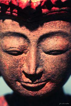 Release #buddha Lee Jeffries, Buddha, Portrait, Tattoos, Tatuajes, Portrait Illustration, Japanese Tattoos, Tattoo, Tattoo Illustration
