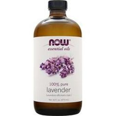 Better quality saves u more! NOW Lavender Oil 16 fl.oz better quality buy 1-2-3 save more #NOW