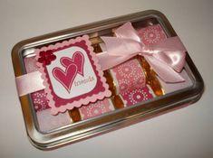 Splitcoaststampers FOOGallery - Valentine's Day nugget tin
