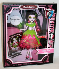 Snow Bite Monster High doll..(I have this now <3 )