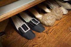 shoes belonging to mr david carter in 'I am dandy' copyright gestalten 2013