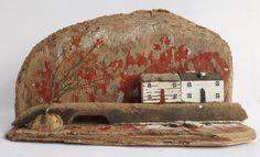 kirstyelson.co.uk/ #art #designs #wood #seaside #landscape #attractive