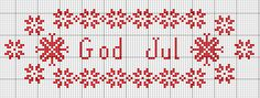 I know it is not Christmas yet. Still, if you want to stitch a bookmark as a gift, you have just enough time for one of the . Norway Christmas, Norwegian Christmas, Scandinavian Christmas, Christmas Cross, Xmas, Cross Stitching, Cross Stitch Embroidery, Cross Stitch Patterns, Cross Stitch Freebies