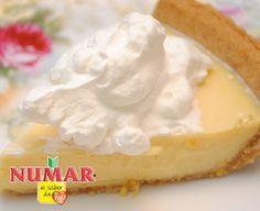 Pie de limón básico | Numar