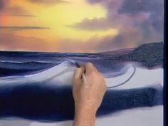 Bob Ross - Ocean Sunset (Season 10 Episode 10) - YouTube