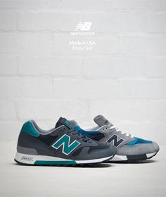 New Balance 998/1300 'Moby Dick'