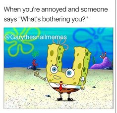 """527 Likes, 2 Comments - Orginal Spongebob Memes (@garythesnailmemes) on Instagram: """" ________________________________________________________ It's going to be really hard to post a…"""""""