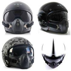 Harisson Corsair helmets