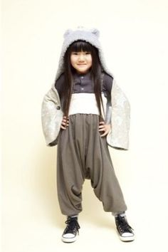 Mol - Japanese Kids Fashion series - the Chief of Fashion Mischief  Mol_Alladin pants