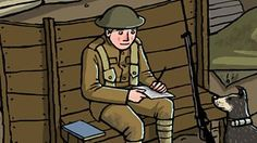 What was it like in a World War One trench?