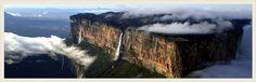"La Gran Sabana, Parque Nacional Canaima. ""The Lost World, Arthur Conan Doyle"""