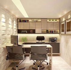 Superb Escritorio. Cindy Chew · Office Design