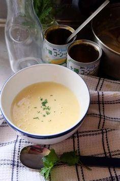 缶さえ開ければ誰でもできる! コーンポタージュスープ ブロクで知り合った「あんずさん」が胃の調子が悪いらしく、胃に優しいスープレシピを教えて!とリクエストがありました。 Paleo Keto Recipes, Soup Recipes, Lentil Soup, Best Beer, Easy Cooking, Japanese Food, Soups And Stews, Lentils, Curry