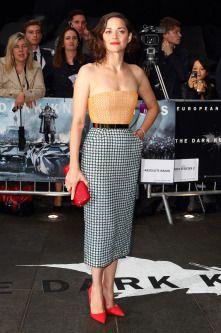 Marion Cottillard has amazing fashion sense
