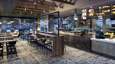 Check Out Taco Bells Classy New Interior Designs....