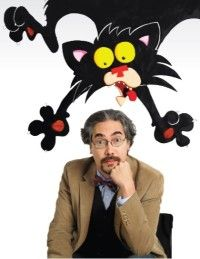 Nick Bruel and Bad Kitty