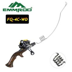 EMMROD PORTABLE FISHING OCEAN BOAT RAFT FISHING ROD PORTABLE CASTING FISH TELESCOPIC ROD FQ-WD