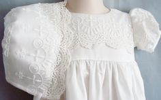 Christening Gown Baptism Gown