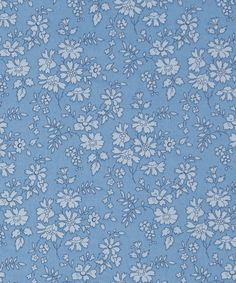 Capel C Tana Lawn from the Liberty Art Fabrics collection First printed in 1978, the Capel fabric design has been part of Liberty's Classic Tana Lawn collection since 1993.