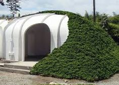 Afbeeldingsresultaat voor modular earth sheltered homes