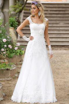 Brautkleider im gehobenen Preissegment | miss solution Bildergalerie - Modell 416001 by LADYBIRD