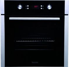 Buy Baumatic Megachef Multifunction Electric Built-in Single Oven - Black And Stainless Steel from Appliances Direct - the UK's leading online appliance specialist Stainless Steel Appliances, Kitchen Appliances, Built In Electric Oven, Single Oven, Cooking, Building, Diy Kitchen Appliances, Kitchen, Home Appliances